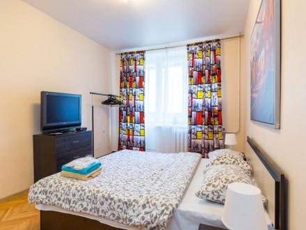 Апартаменты на Большой грузинской 16