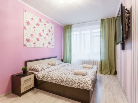 Апартаменты на Большой грузинской 63, строение 1