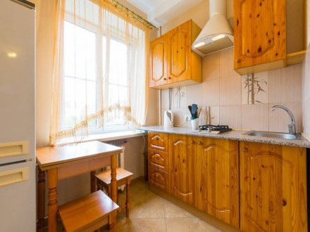 Apartment in Chayanov 18 A