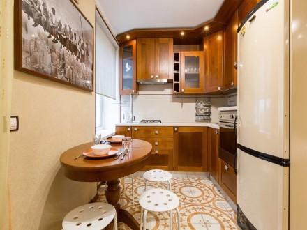 Apartment in Dubininskaya 2