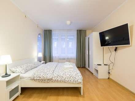 Просторная 1-комнатная квартира в тихом центре