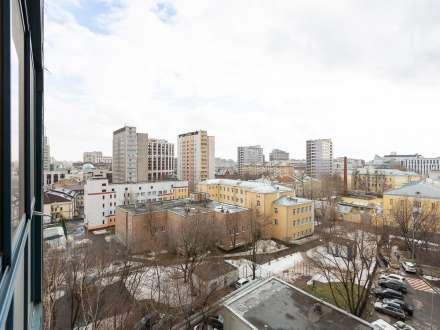 Шикарное помещение с видом на несколько районов Москвы