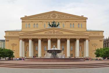 Bolshoi Theater: at the origins of the development of Russian art