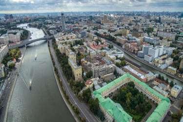 Замоскворечье: старая добрая Москва в деталях