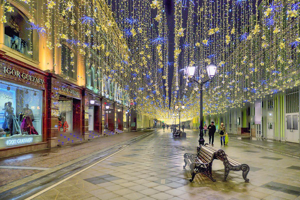 Никольская улица: самое сердце Китай-города