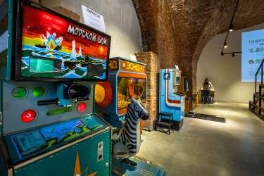 Московский музей советских игровых автоматов
