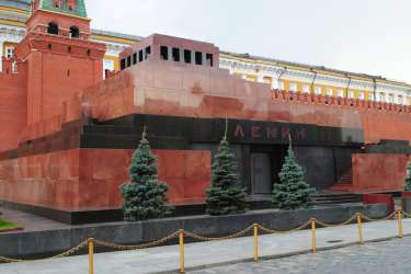 Lenin's Mausoleum: History and Modernity