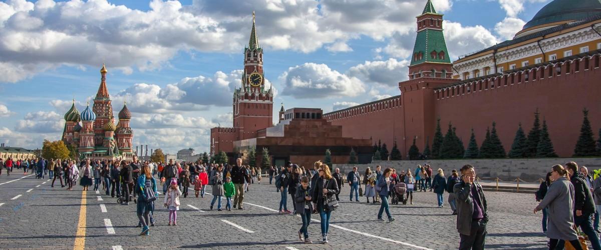 Красная площадь: в самом сердце столицы