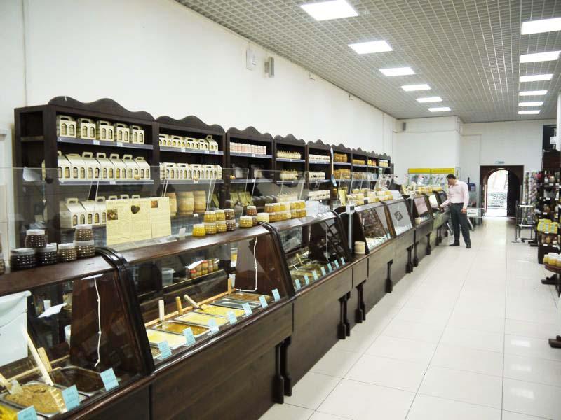 «Дом меда» на Новокузнецкой