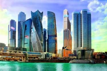 Москва-сити: в духе современной столицы