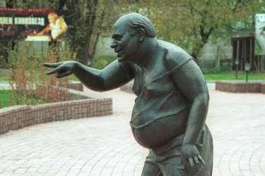 Три самых забавных и необычных памятника Москвы