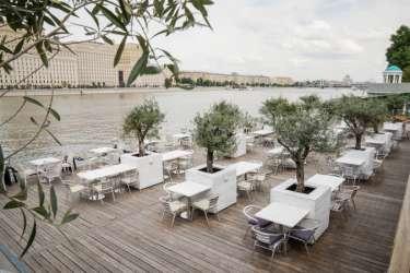 Кафе-терраса-пляж «Оливковый пляж»